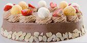 image of ice-cake  - ice cream cake - JPG
