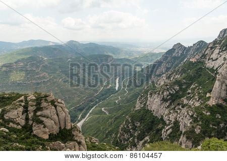 Catalonian Landscape