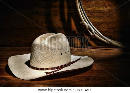 American West Rodeo Cowboy Hat