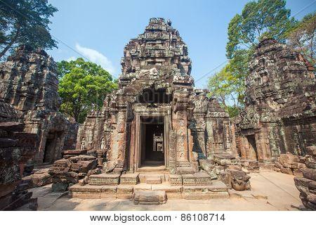 Ta Som, Angkor wat in Siem Reap,Cambodia