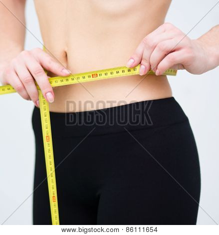 Fitness And Diet Concept