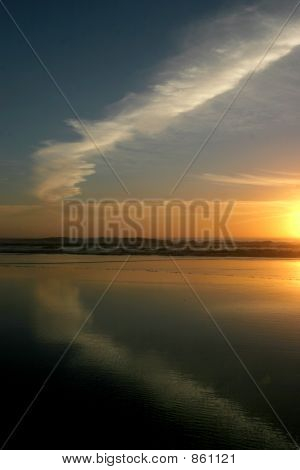 Oregon Sunset 1