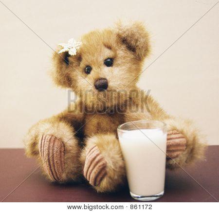 beary milky