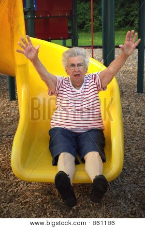 Sliding Grandmother 4