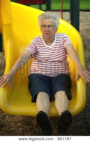 Sliding Grandmother 3