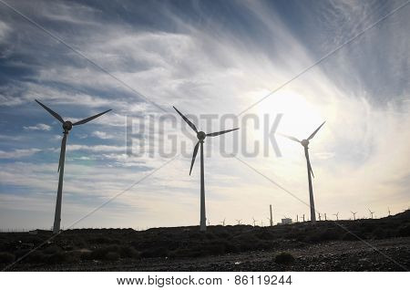 Power Generator Wind Turbine