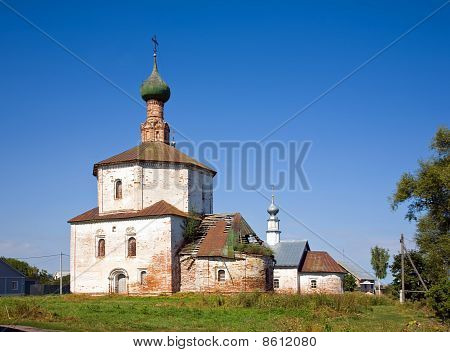 Churches At Suzdal
