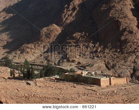 St Catherine's Monastery, Sinai, Egypt