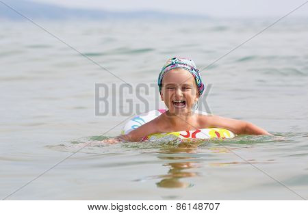 Child And Sea