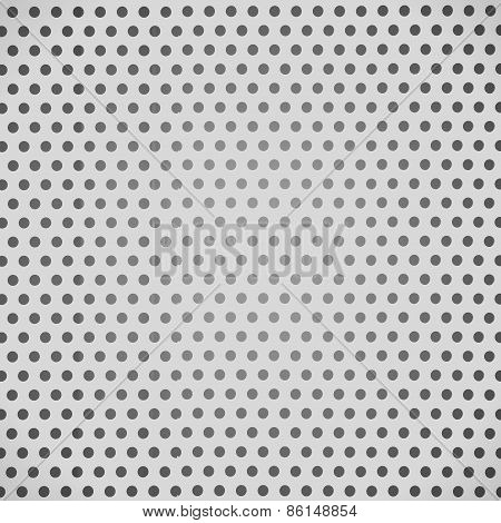 Sliver metal mesh screen