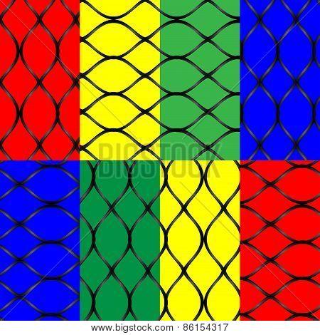 Pattern Wave Set