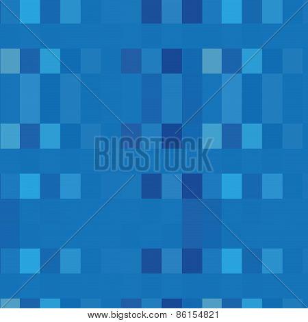 Digital Blue Pattern