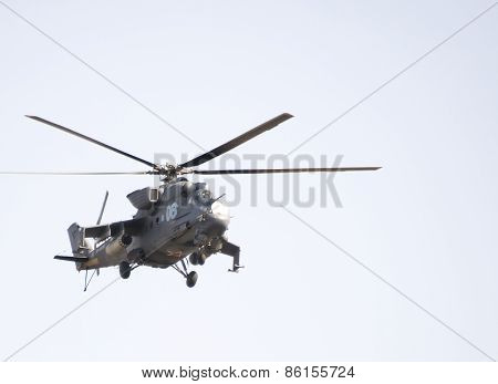 The Mi-28N