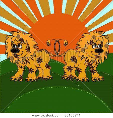 Lion Textile