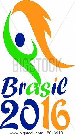 Brasil 2016 Flames Summer Games