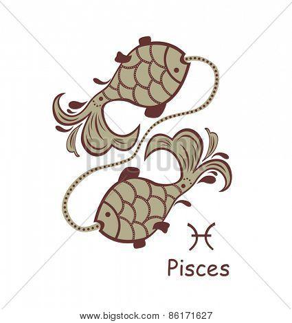 Decorative pisces