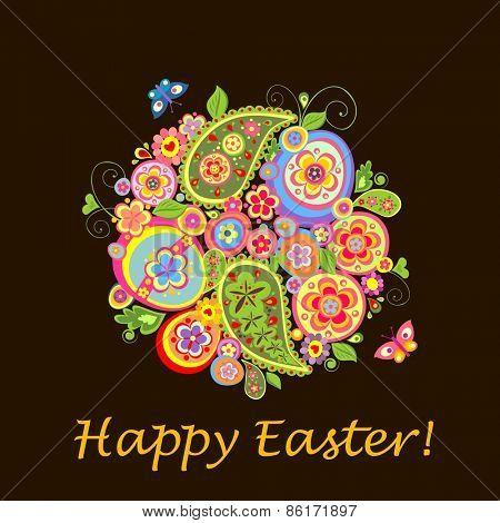 Easter congratulations