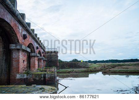 Red Bricks Bridge
