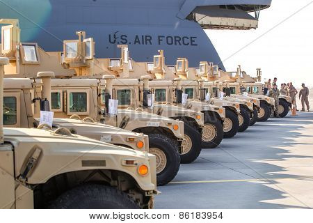 Us Military Assistance To Ukraine