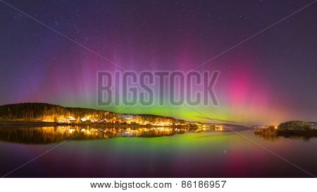 Aurora Borealis (nothern lights)