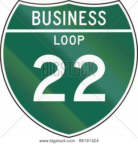 Business Loop 22