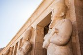picture of hatshepsut  - Part of the Queen Hatshepsut - JPG