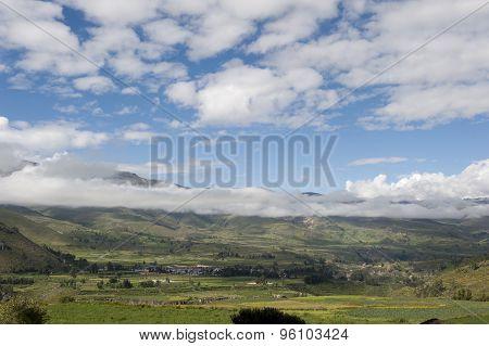 Beautiful Scenic View