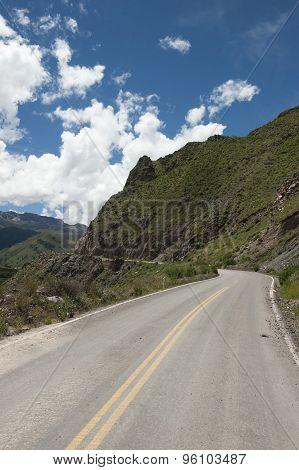 Peruvian Roadway