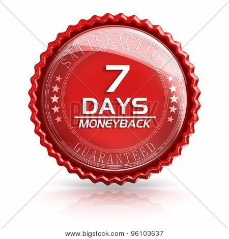 7 Days Money Back
