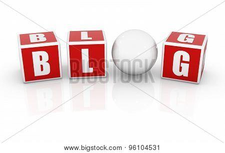 Red Block - Blog