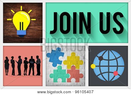 Join us Contact Business Information Medium COncept