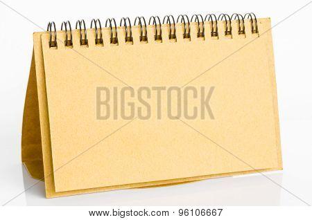 Brown Diary.