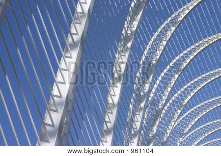 White Metal Archs