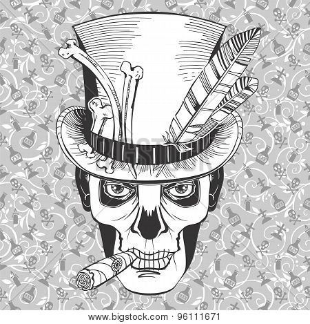 Day Of The Dead, Baron Samedi Image
