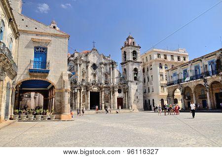 HAVANA CUBA - MAY 9, 2014.