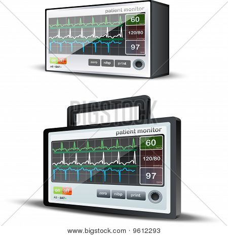 Heartbeat Monitor System