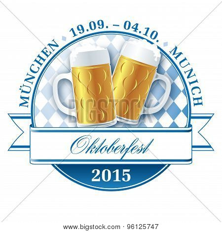 Oktoberfest pictogram