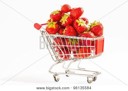 Let`s buy some strawberries