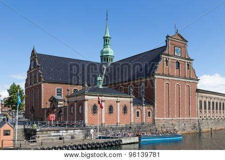 Holmen's Church