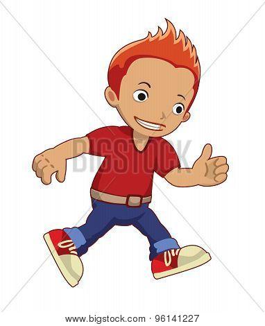 Running Boy2