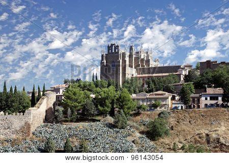 Monastery Of San Juan De Los Reyes, Toledo