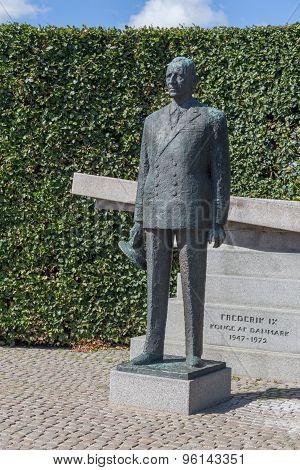 König Frederik Ix