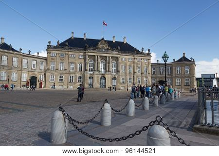 Amalienborg Museum