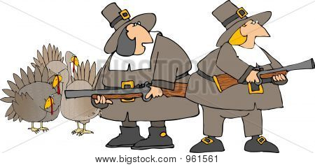 Pilgrim Hunters