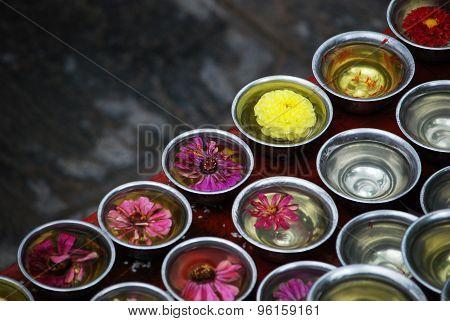 Ritual flowers