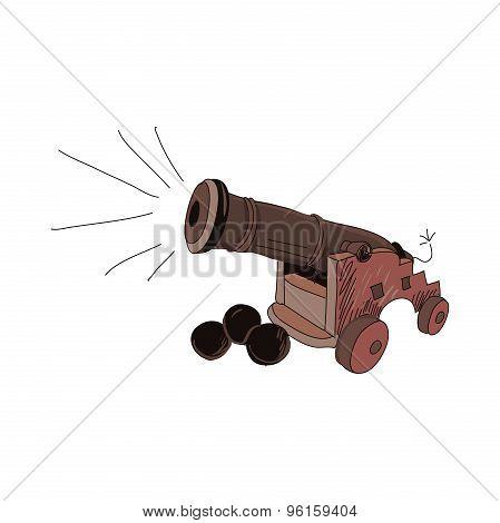 doodle cannon