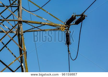 Old Power Line