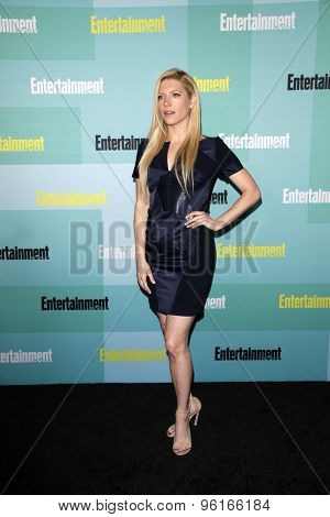 SAN DIEGO - JUL 11:  Katheryn Winnick at the Entertainment Weekly's Annual Comic-Con Party at the FLOAT at The Hard Rock Hotel  on July 11, 2015 in San Diego, CA