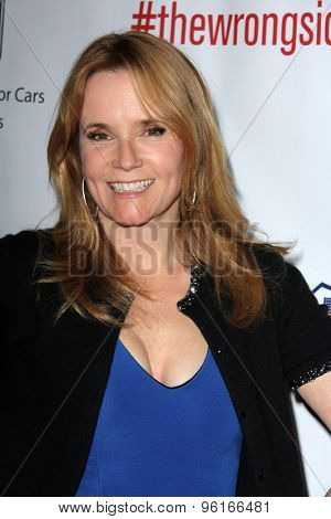 LOS ANGELES - JUL 14:  Lea Thompson at the