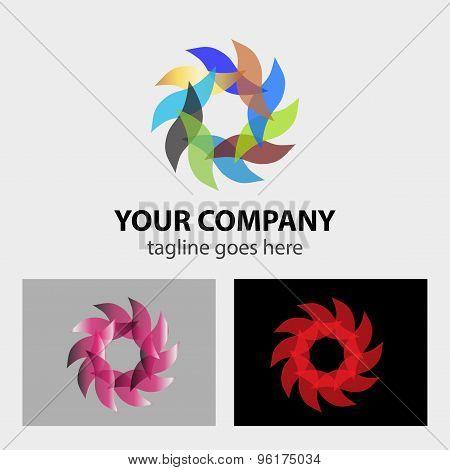 Logo Design elements set vector illustration template